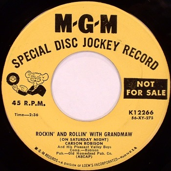 Classic Rockabilly compilation albums on 45 - Part 2