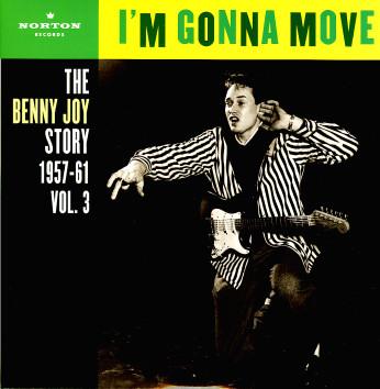 Benny Joy, Rockabilly Deity