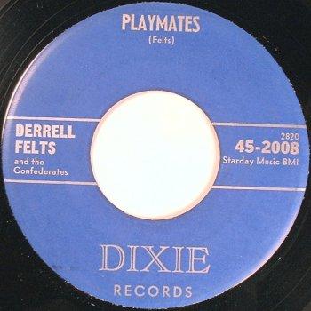 Dixie label - Part 1