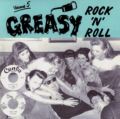 Greasy Rock'n'Roll - Part 2