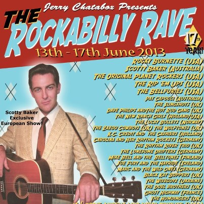 Rockabilly Rave 2013 - Part 1
