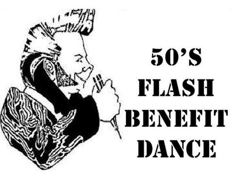 The 50s Flash Benefit Dance